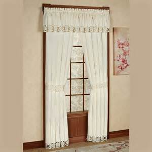 Picture Window Curtains by Taylor Curtain Window Treatments