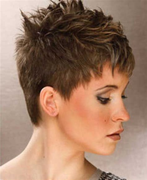 spikey pixie haircut pictures 82 best short grey hair images on pinterest