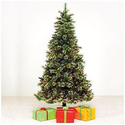 big lotts christmas trees deluxe tree 7 5 frosted pre lit with clear lights at big lots