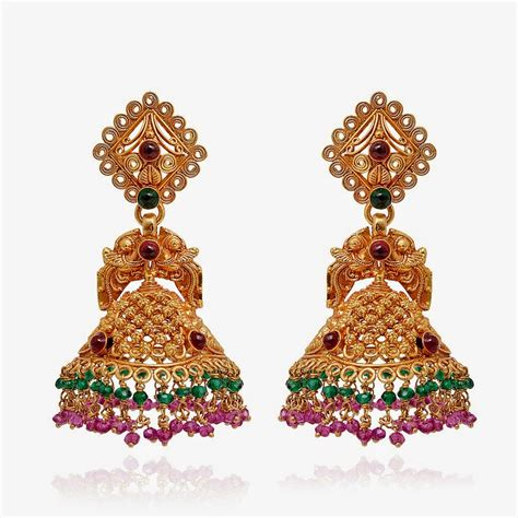 Best Antique Stores by Latest Jhumka And Earring Designs For Women 2014 Indian