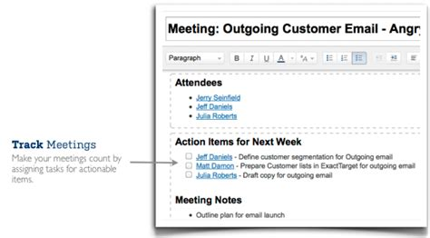 creating an agenda template atlassian documentation atlassian documentation