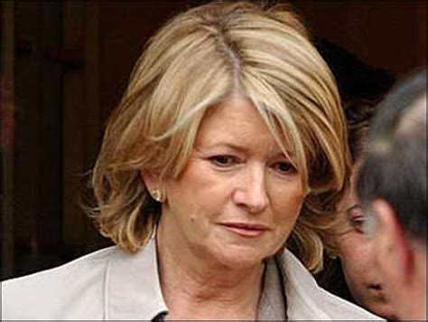 martha stewart prison haircut pictures martha stewart was convicted of insider trading