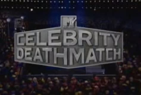 celebrity deathmatch pilot celebrity deathmatch to return on mtv2 rolling stone