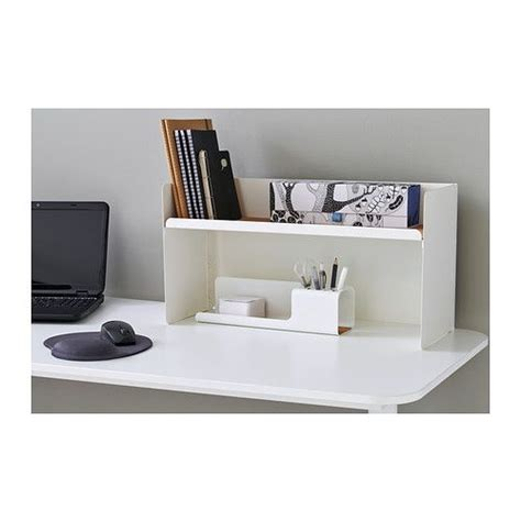 Olives Desk System Bekant Desktop Shelf White Ikea