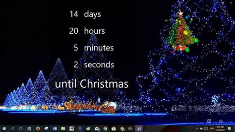 themes windows 10 christmas windows 10 christmas themes wallpapers tree