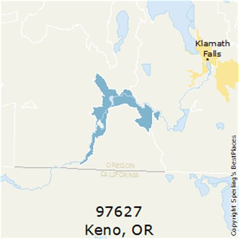 map of keno oregon best places to live in keno zip 97627 oregon