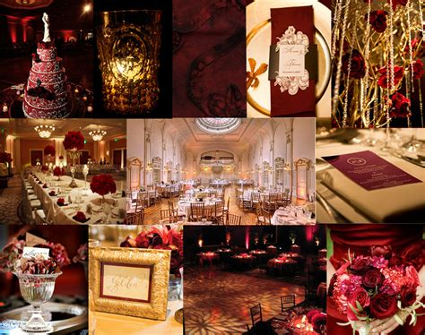 burgundy and gold decorations cloud nove events burgundy and gold
