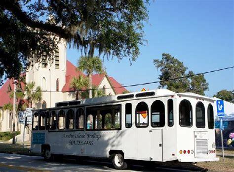 Amelia Island Trolleys   Amelia Island, Florida