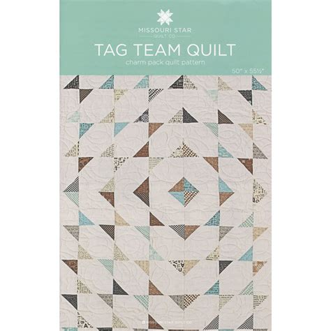 Missouri Quilt Company Daily Deal by Tag Team Quilt Pattern Msqc Missouri Quilt Co
