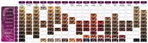 redken cover fusion color chart redken color fusion color chart brown hairs