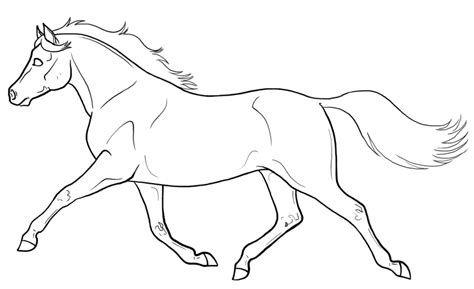 welsh pony coloring pages welsh pony mare lineart by xxximpulsivexxx on deviantart