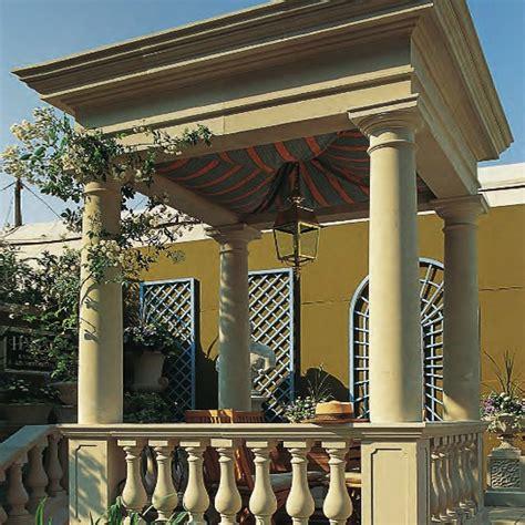 pavillon aus stein antiker garten pavillon aus stein rechteckig