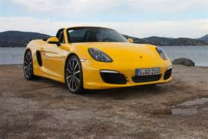 Porsche Boxster Cost 2014 Porsche Boxster Reviews Specs And Prices Cars