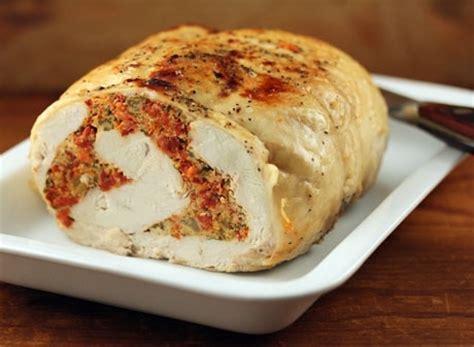 crockpot turkey breast recipes recipe for cooker turkey breast stuffed with ricotta