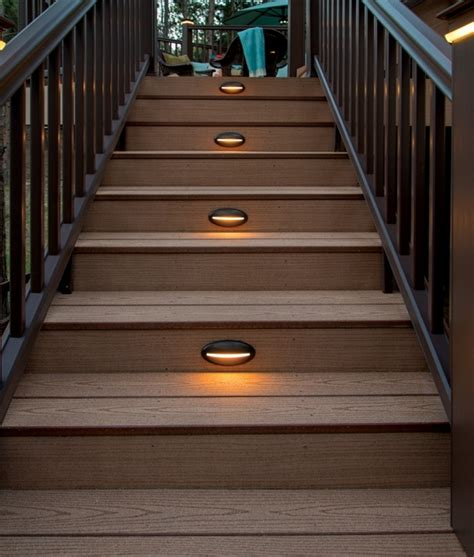 low voltage led deck lighting illuminate your home with the led home lighting fixtures