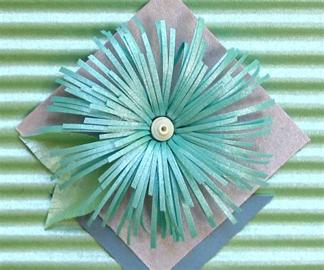 Large Paper For Crafts - quilled spider chrysanthemum flowers allfreepapercrafts