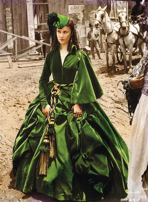 gone with the wind l parts scarlett o hara in her drapery dress oh fiddle dee dee
