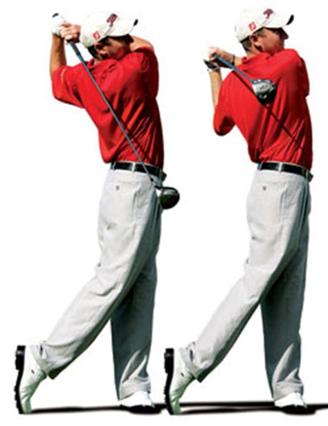golf swing finish finishing school golf tips magazine