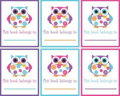 Printable Owl Classroom Decorations | 7 best images of owl themed classroom printables owl