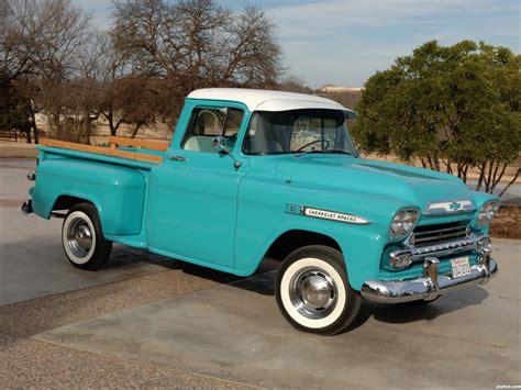 imagenes de pickup chevrolet fotos de chevrolet apache 3100 pickup 1959