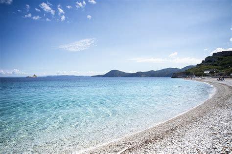 le ghiaie spiagge dell isola d elba