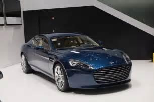 Aston Martin Rapide 4 Door Aston Martin Rapide S 4 Door Auto