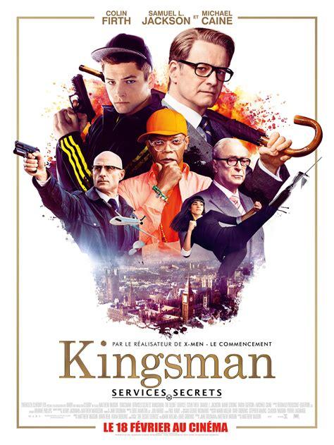 film streaming kingsman 2 kingsman services secrets film 2015 allocin 233