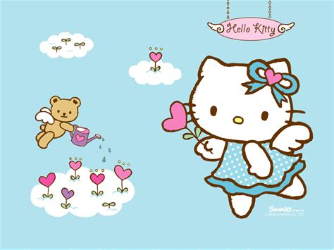 Cincin Hellokitty 1 my lovely wallpapers hello