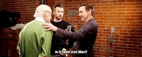 robert downey jr on stan lee s death it s only the end if you want it to be
