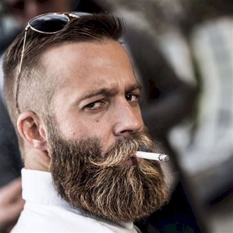 stylish hair styles for men in their 60 breathtaking 60 cool and gentle full beard styles from