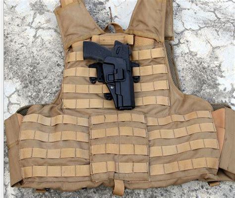 Terlaris Spesial Blackhawk Tactical paragraph gun holster m92 blackhawk tactical vest chest