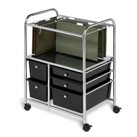 file cart on wheels with drawers 5 best file cart your files are organized and handy