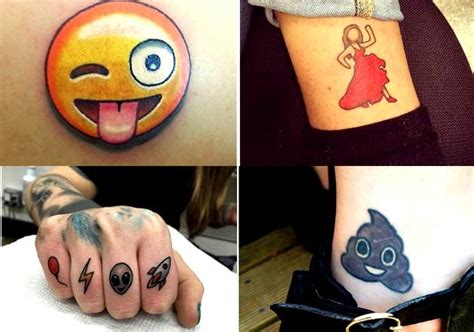 emoji tattoo images top emoji emojis images for pinterest tattoos