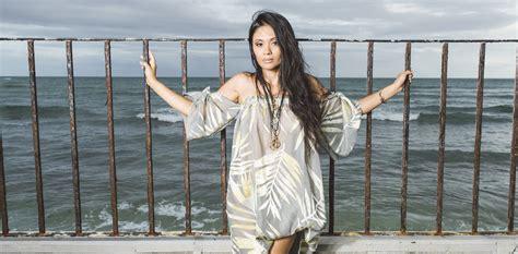 fashion focus baltimore 2014 carlous palmer fashion in a prehistoric paradise luxe