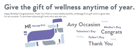 Massage Envy Gift Card Cvs - massage envy holiday massage giveaway great gift card offer purchase 150 get one