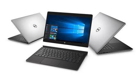 Laptop Dell Xps 12 dell unveils xps 12 the world s 2 in 1 with a 4k