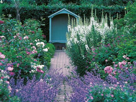 how to make a cottage garden create a charming cottage garden hgtv