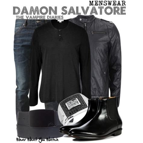 Damon Salvatore Wardrobe by 25 Best Ideas About Diaries Costume On