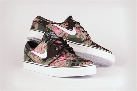 flower pattern janoski the hanger bay menswear and mens style attire desires