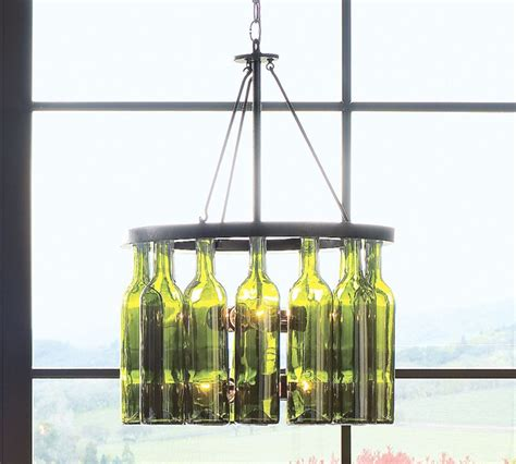 Recycled Light Fixtures 20 Ideas Of How To Recycle Wine Bottles Wisely