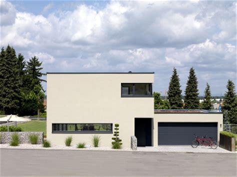 flachdachhaus mit garage sch 214 ner wohnen wettbewerb einfamilienhaus im bauhaus stil