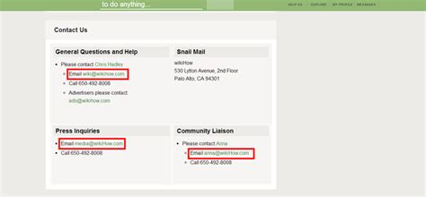 Website To Find S Addresses 3 Ways To Find A Website S Email Address Wikihow