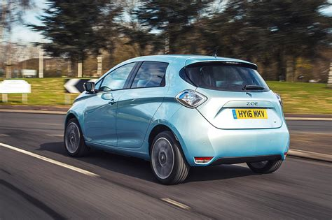 renault zoe renault zoe 2017 term test the report by car