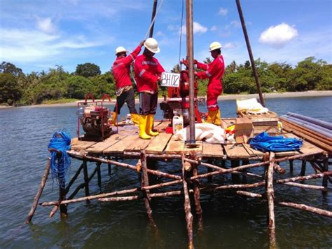 Mesin Bor Ybm jasa soil test bor spt pt bumi indonesia jasa