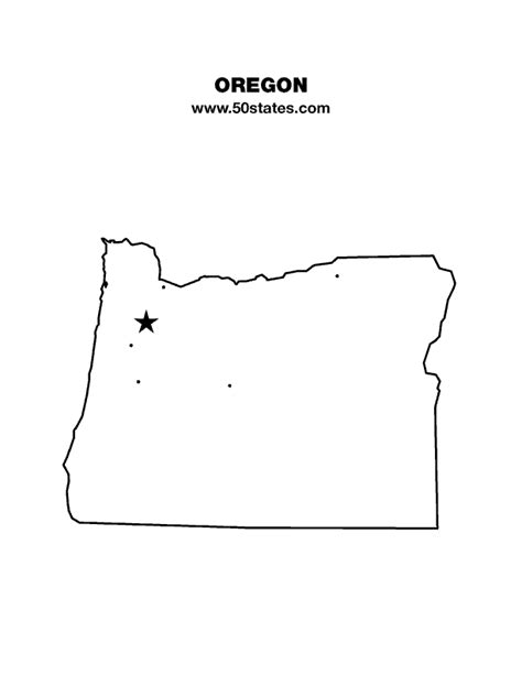 Find Oregon Oregon Map