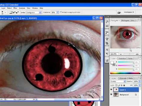 tutorial x ray photoshop cs3 tutorial how to make real sharingan eye using adobe