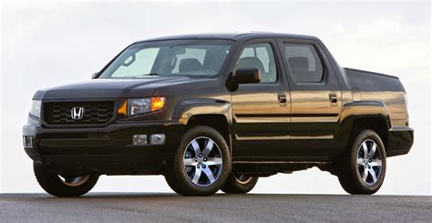 truck honda honda can make the 2016 ridgeline look less weird but