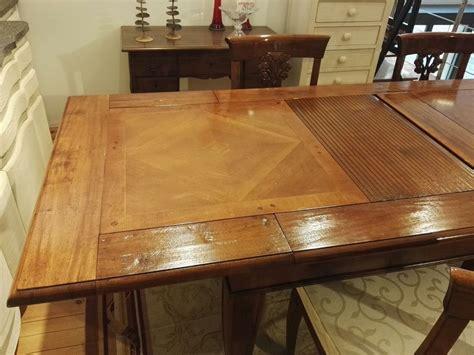 tavoli rettangolari allungabili in legno tavolo masson matiee lungarno rettangolari allungabili