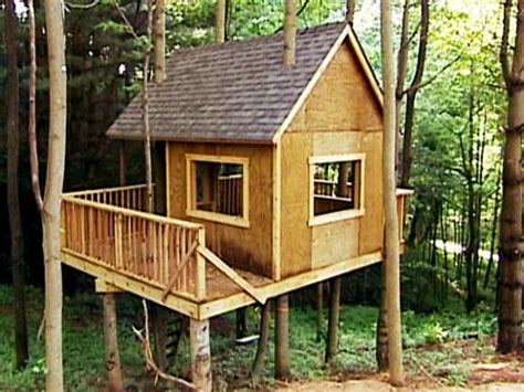 tree house plans without a tree how to build a treehouse video diy