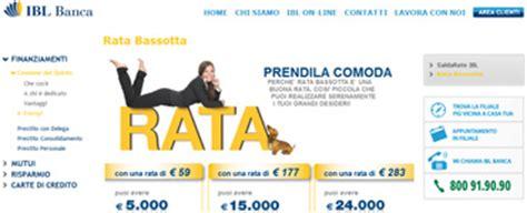 Ibl Banca Prestiti Personali by Prestito Personale Biz Finanziamenti E Prestiti